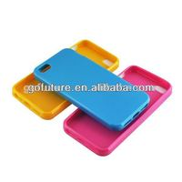 2013 New Product Mobile Phone Showkoo Leather Case for iPhone 5