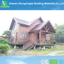 2015 durable cheap prefab homes/prefabricated steel frame house for sale