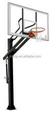 basketball system basketball hoop with steel rim
