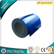 Manufacturing Color Coating Galvanized Steel Coil in China