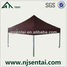 2015 High Quality 3x3 Size exhibition marketing tent/300g pvc outdoor fabric camping tent/outdoor canvas heavy duty folding camp