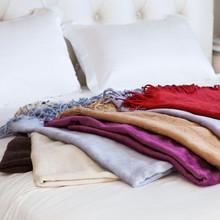 Elegance and Fashion 100% Silk Throw/Blanket