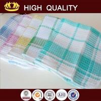 plain white organic cotton standard tea towels size wholesale