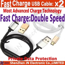 Free sample MOST advanced FAST CHARGE technology 50% CHARGE TIME SAVE usb cable with invention patent, 5pin micro usb cable
