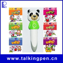 Customize Educational Toy Magic Pen For Kids Support Sounds Books