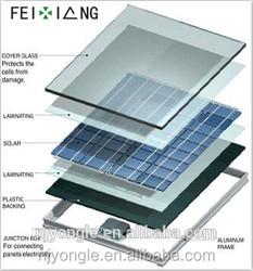 2015 hot seling 130w solar panel, solar panel manufacturing machine,solar panel system