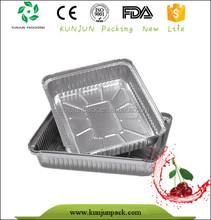 F5510 Heat retaining aluminium foil food packaging