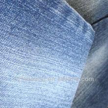 9oz dril de algodón pantalones vaqueros telas de poli algodón tejido denim