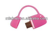 hottest women gift bag shape usb flash drive wholesale, Paypal acceptable 2tb usb flash drive, hot adapter usb 3.0 to usb 2.0