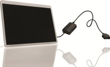 Solar Car-Battery Charger