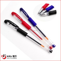 HOT SELL Premium Gel Pen with Rubber Grip for office and promotion G911