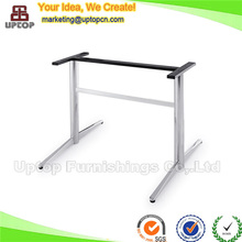 (SP-STL035) Modern stainless steel 700x850 office table legs