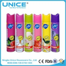 30 years experience factory supply car air freshener spray