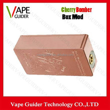 2015 Mechanical Mod Clone Cherry Bomber,510 Connector Fit 18650 Battery For 510 RDA Atomizer Magnetic Switch Cherry Bomber