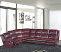 Alta qualidade de luxo moderno recliner sofá funcional/casa sofá reclinável ls100a