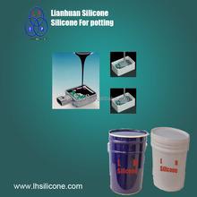 rtv-2 electronic pouring sealant for led potting