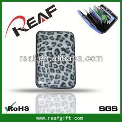factory supply new view gifts and accessories jewelry aluminum wallet