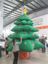 newest customized high quality inflatable palm tree for selling