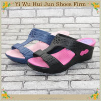 Factory Direct Sales Of High Quality Nude EVA Flip Flop(HJW314)