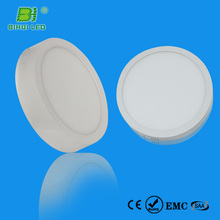 illuminated furniture 12w zhongshan led panel light with replaceable power supply