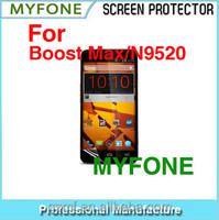 Anti Glare Mobile Phone Screen Protector Guard Film for ZTE Boost Max N9520