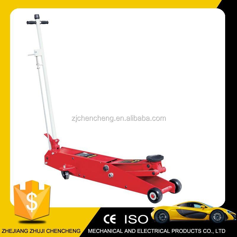 10 ton long floor jack hydraulic car lift car repair tool for 10 ton floor jack for sale