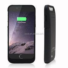 Unique design back up power bank case for iPhone 6 3500mah portable battery case charger for iPhone 6 4.7