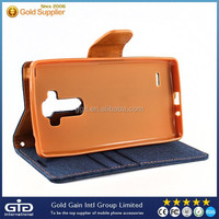 Multifuctonal Wallet Card Holder Case for LG Stylus LS770