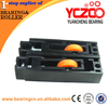 YCZCO manufacturer pvc accessories window plastic window pulley