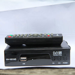 Good Sales New Trend lower price high quality home use DVB-T2 Receiver 1080P Full HD MPEG4/ H.264 PVR for Russia