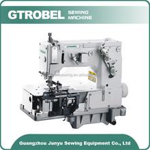 2012 hot sale making belt loop flat bed type sewing machine