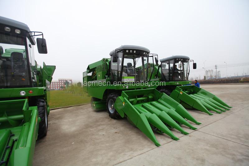 4YZ-4C cheap corn harvester
