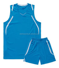 High quality promotional chinese basketball uniform