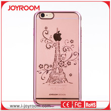 JOYROOM dream pairs hard pc electroplate case for iphone 6