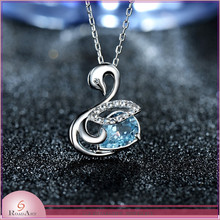 wholesale jewelry fashion pendant with 925 sterling silver