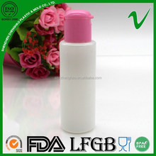 HDPE wholesale biodegradable empty recyclable filling plastic travel bottle