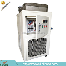 Gowell Technological Innovation for Upgraded LCD Separator Machine Freezing Separating Broken Glass from LCD Assembly