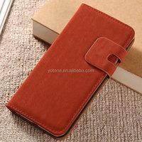detachable wallet leather case leather belt clip flip wallet case for iphone 6 4.7 inch
