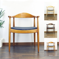 single seat modern restaurant dining chair