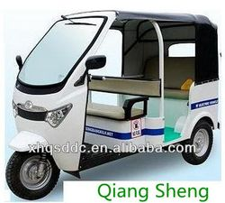 2014 newest battery passenger loading rickshaw electric loading tricycle