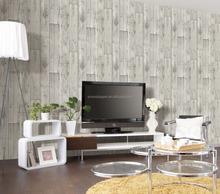 China Professional Manufacture New Wood Brick Modern Wallpaper