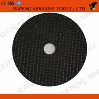 T41 4.5inch 115x1.2 x22mm cutting disc for metal and stainless steel