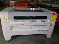 high precision co2 laser cutter/cnc machine for plexiglass/acrylic JQ1390