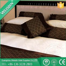 100% Cotton made in China brand print bed cover set