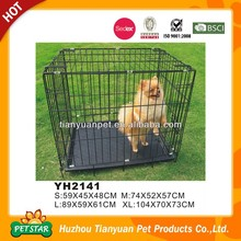 Commercial Stainless Steel Dog Cage Malaysia