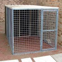 welded wire mesh unique dog kennel/dog run kennels