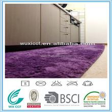 CCF Brand Big Market polyester oriental microfiber area rug kitchen runner rug washable