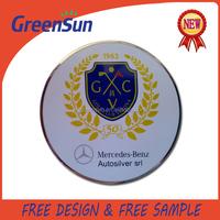 Custom Logo Round Emblem