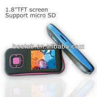 korea mp4 with memory card slot