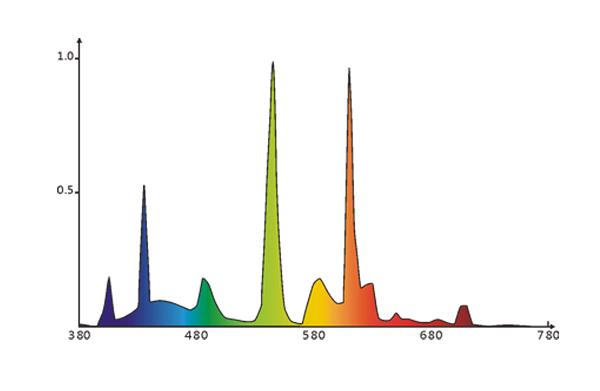 Dual Spectrum 200w Dual Spectrum Cfl Grow